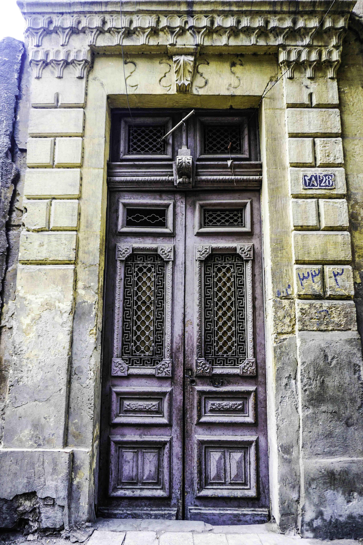 أحد مباني مثلث ماسبيرو - تصوير ميشيل حنا (9)