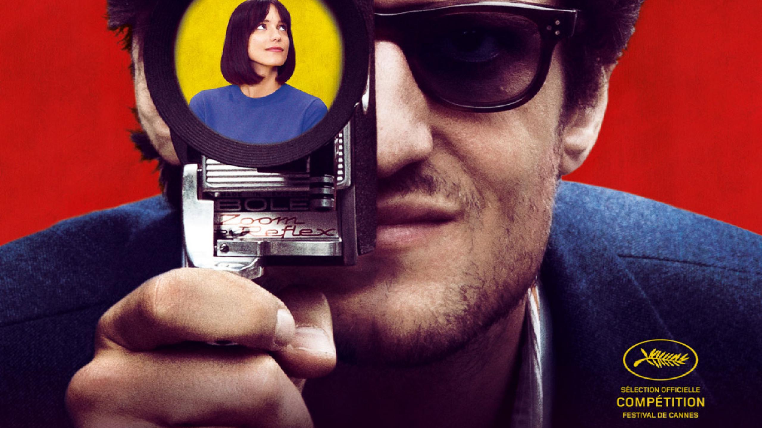 """فيلم """"الرهيب"""" والذي يسرد لجانب من حياة المخرج الفرنسي البارز جان لوك جودار، فيلم جيد جدا، مرح، حيوي، وساخ"""