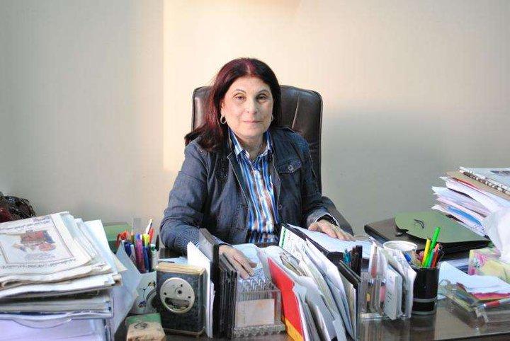 الدكتورة سهير حواس، رئيس اللجنة الدائمة لحصر المباني التراثية بالجهاز القومي للتنسيق الحضاري