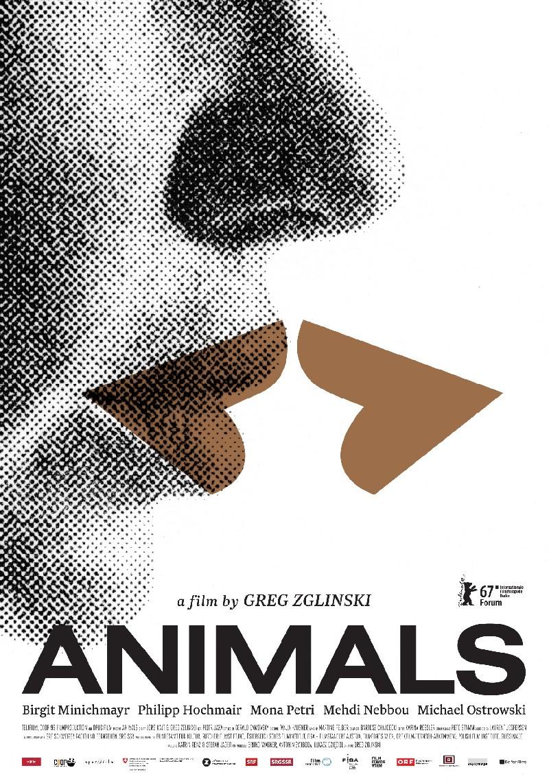 بوستر فيلم حيوانات - ٢٠١٧ -إنتاج: سويسرا، النمسا، بولندا - إخراج: جريج زجلنسكي