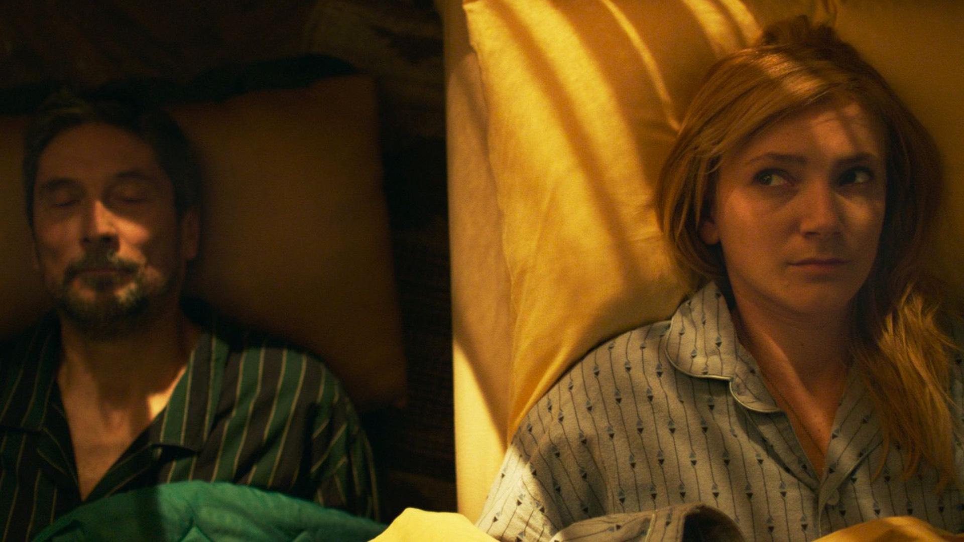 لقطة من فيلم عن الجسد والروح للمخرجة إلديكو إنييدي