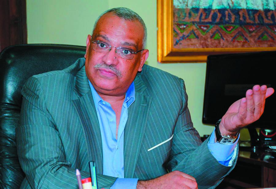 المهندس محمد أبو سعدة رئيس الجهاز القومي للتنسيق الحضاري