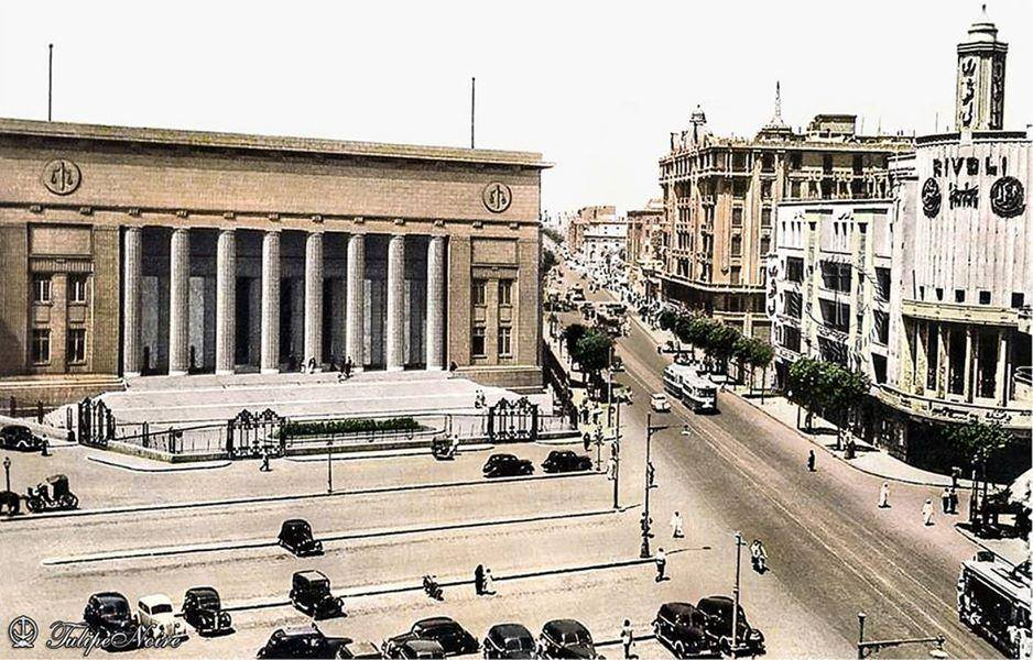 دار القضاء العالي- المعمارى محمد كمال اسماعيل