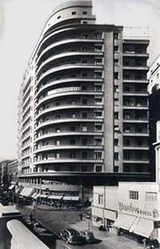 عمارة الإيموبيليا للمعماري سيد كريم