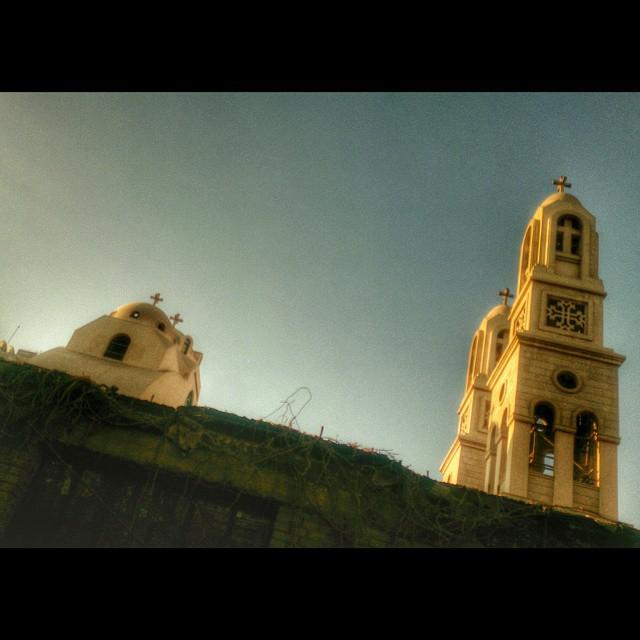 كنيسة العذراء مريم ومار يوحنا باب اللوق - تصوير - كريم منير