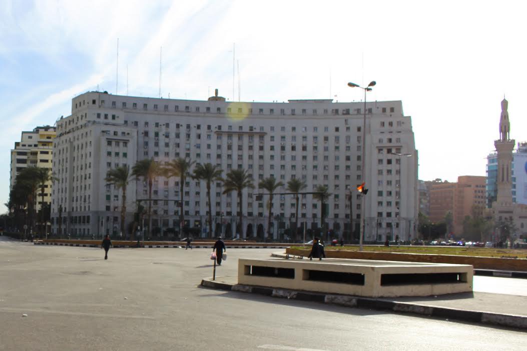 مجمع التحرير - تصوير: صديق البخشونجي