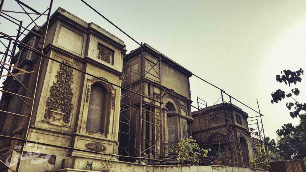 نافورة الخديوى بحديقة الأزبكية - تصوير: ميشيل حنا