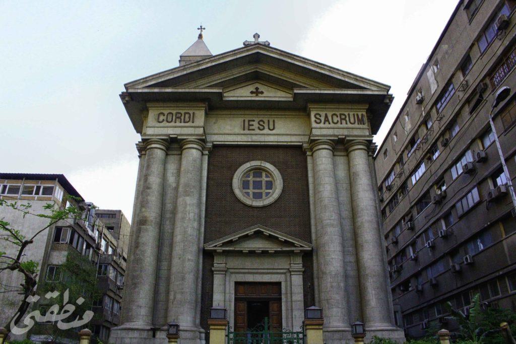 كنيسة كوردي ييزو - تصوير - صديق البخشونجي