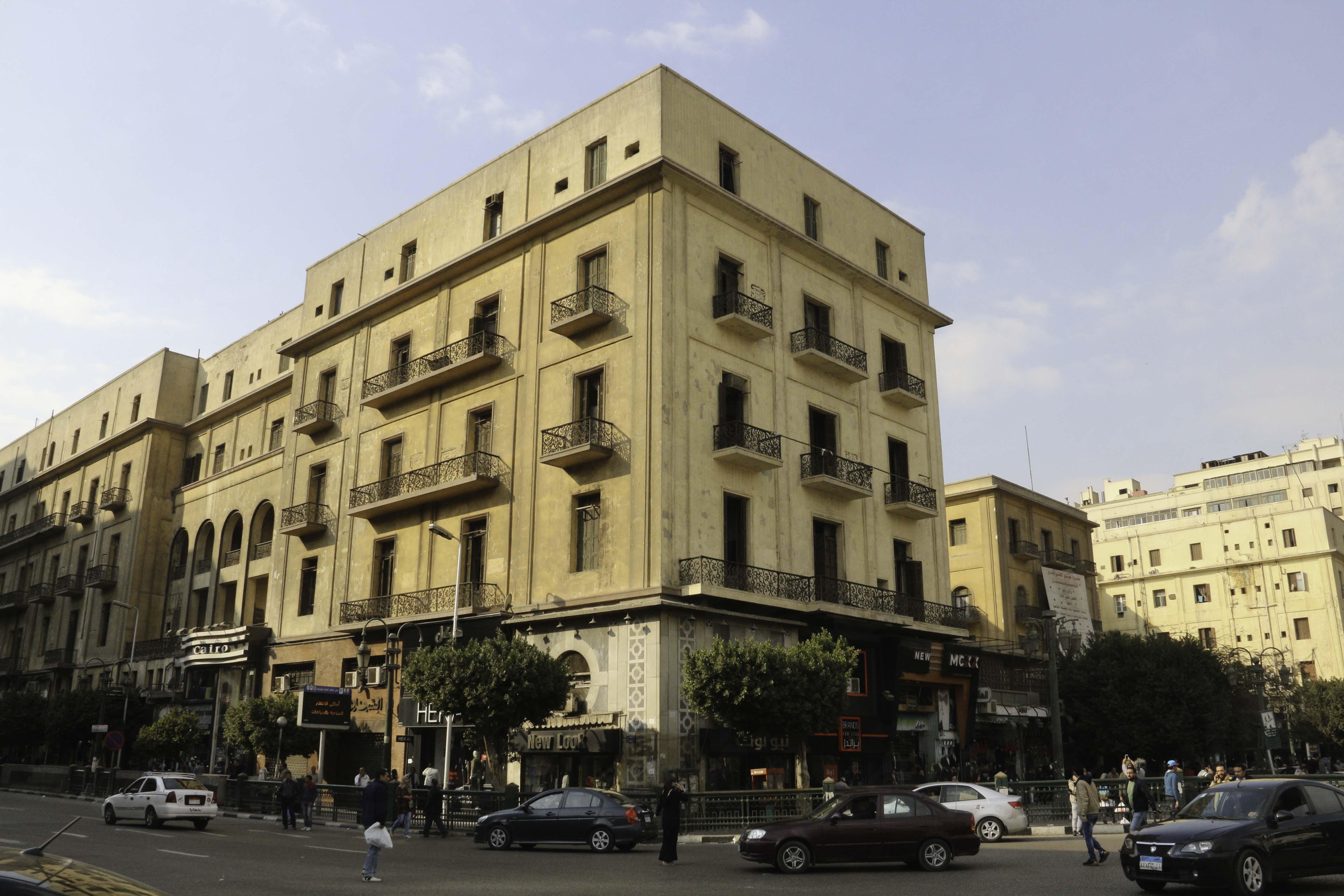 فندق الكونتيننتال - تصوير - صديق البخشونجي