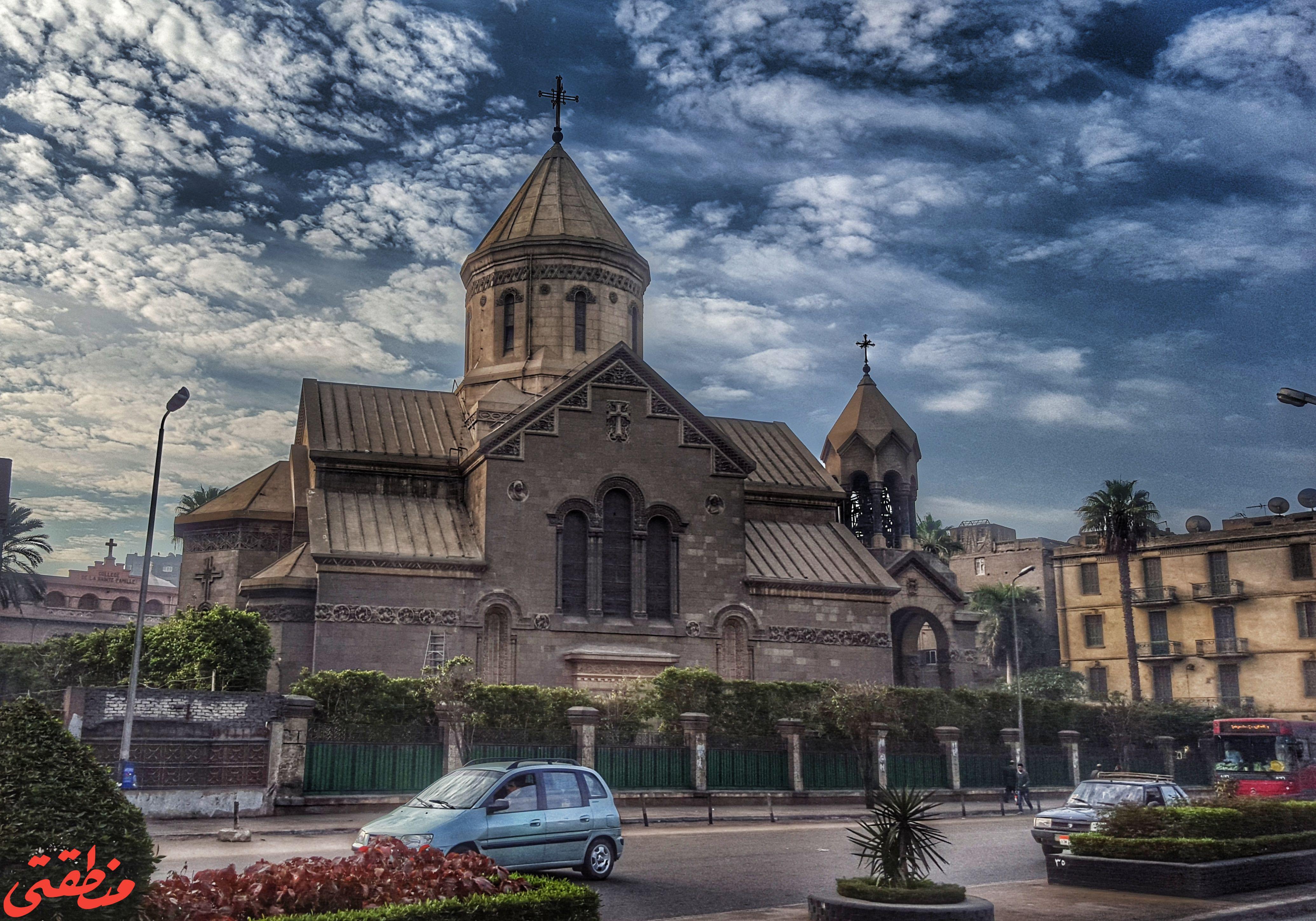 كنيسة جريجوريوس المستنير
