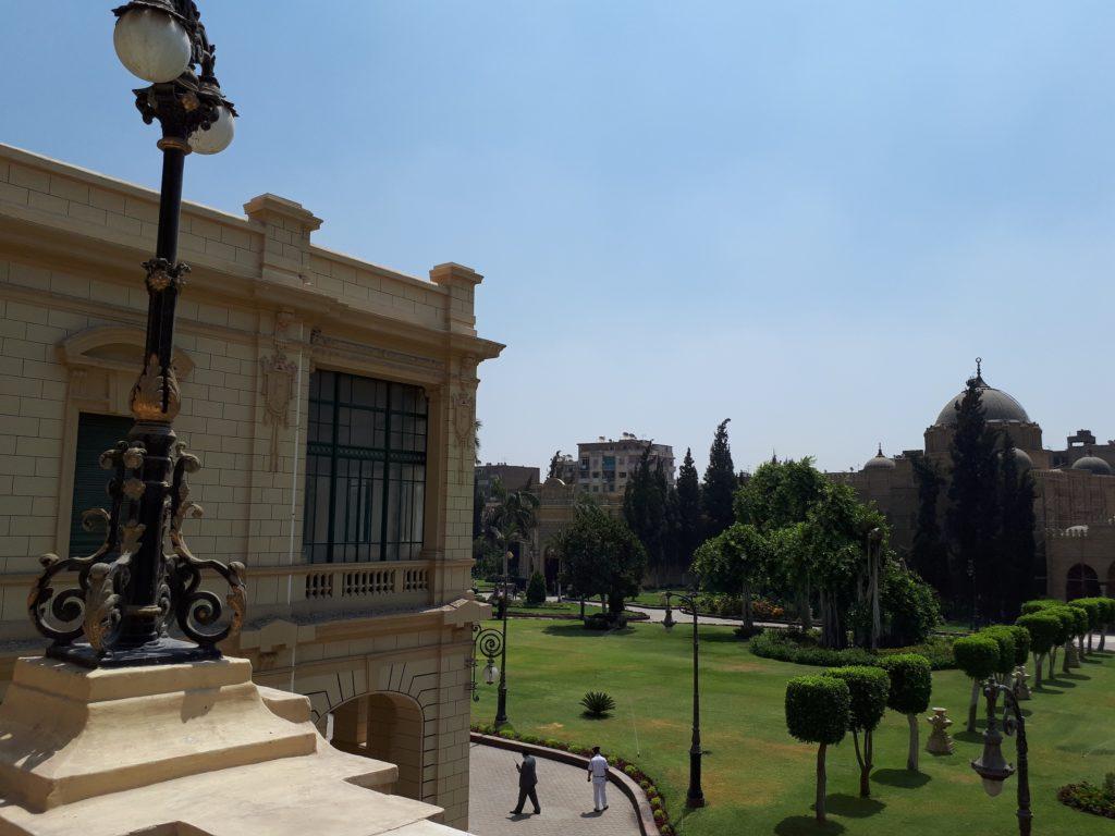 حدائق قصر عابدين