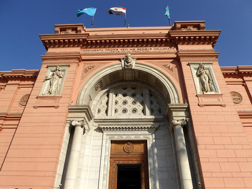 المتحف المصري في قلب وسط البلد- تصوير ميشيل حنا