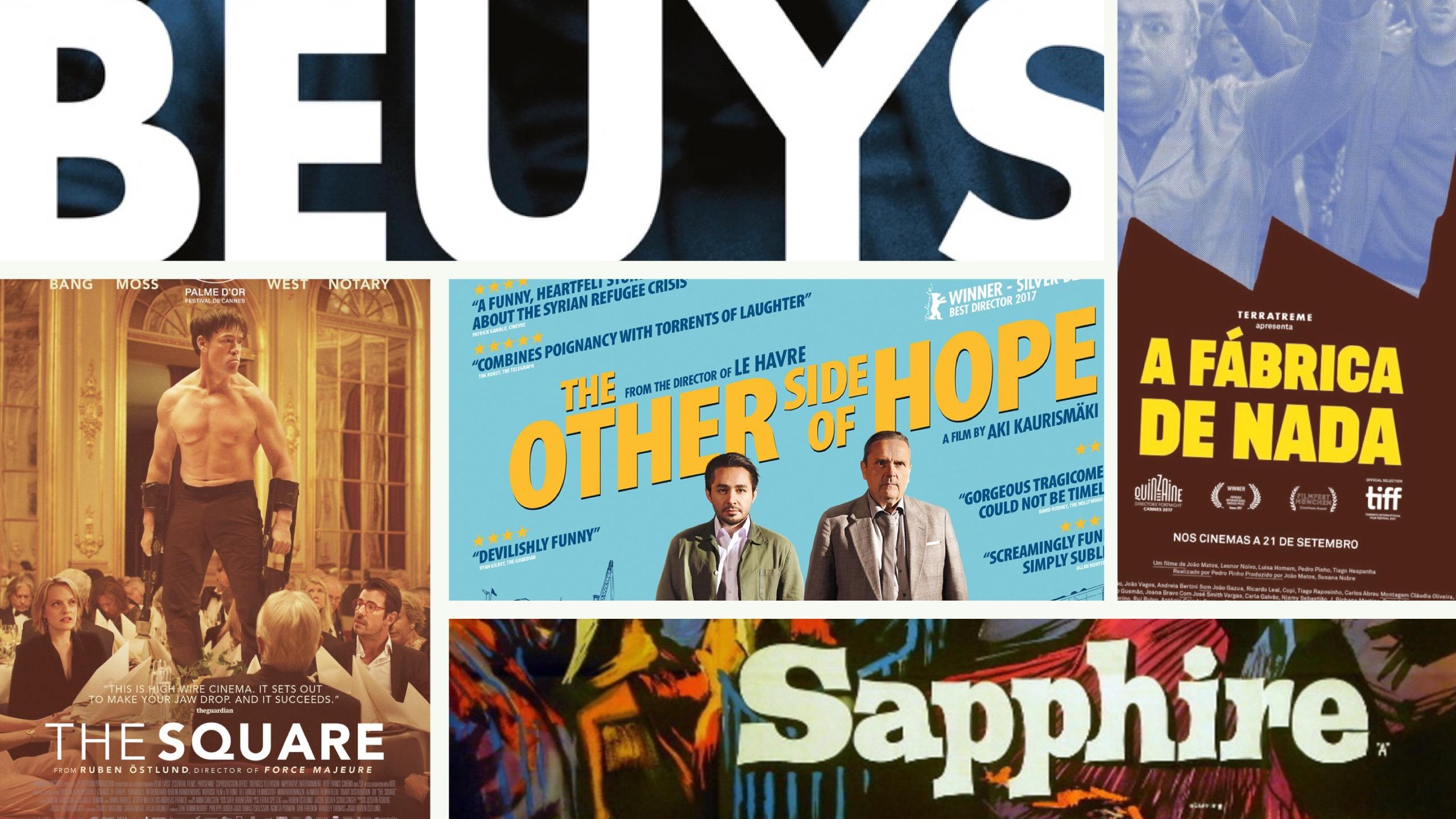 بعض أفلام اليوم الثالث من أيام بانوراما الفيلم الأوروبي