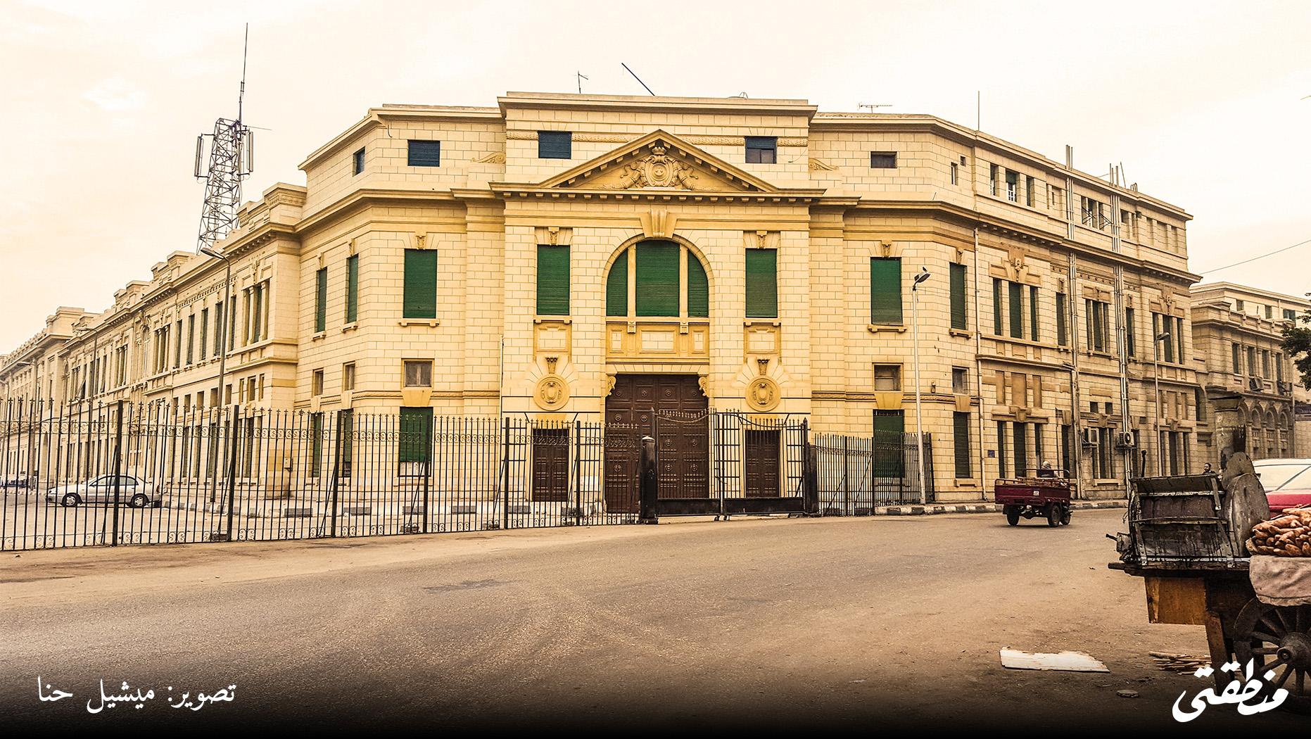 قصر عابدين تصوير ميشيل حنا