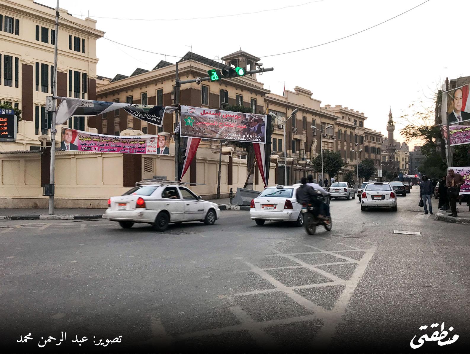 جانب من شارع حسن الأكبر - تصوير: عبد الرحمن محمد