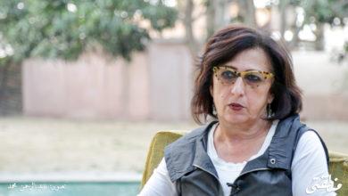 منطقتي في حوار مع ماريان خوري حول السينما ووسط البلد - تصوير: عبد الرحمن محمد