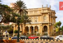 قصر الأميرة نعمة الله - ميدان التحرير - تصوير: ميشيل حنا