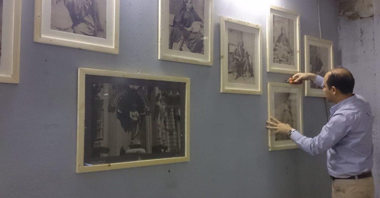 """معرض تحت عنوان """"عيون ترصد.. تراث يبقى"""""""