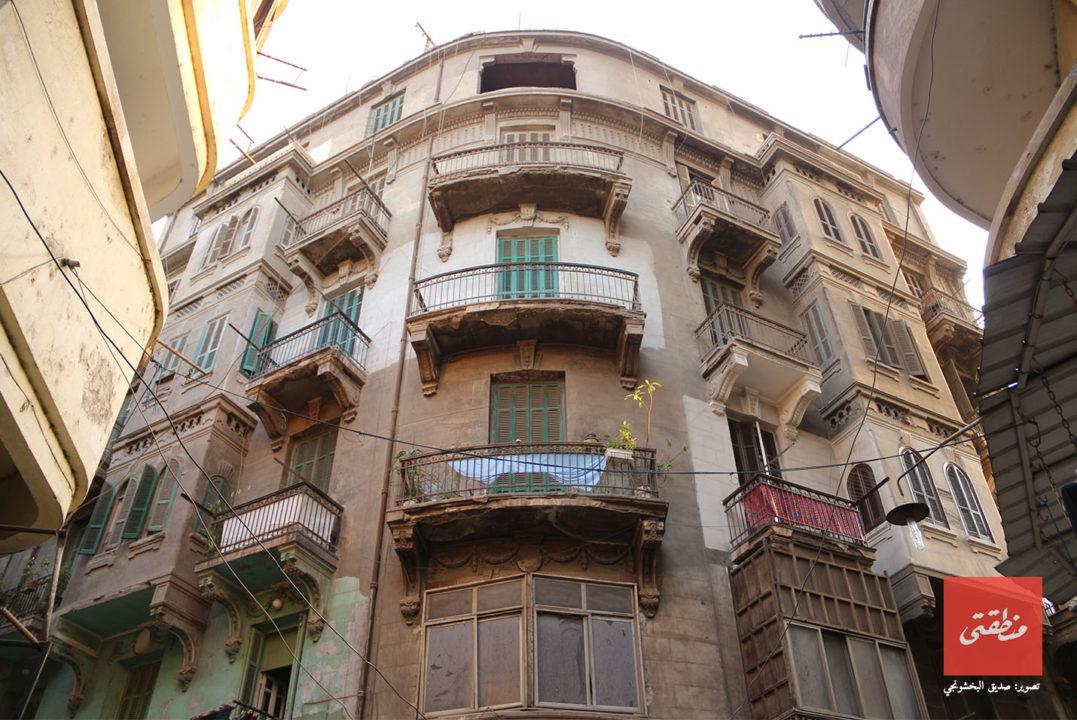 18 شارع بن اليازري