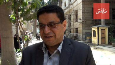 المهندس سعيد البحر - مدير مشروع تطوير القاهرة الخديوية - تصوير: آحمد حامد