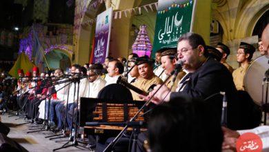 «سماع» تفتتح ليالي رمضان في ممر بهلر وسط حضور جماهيري كبير