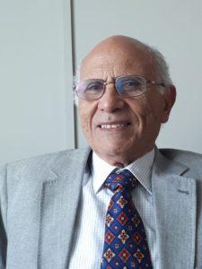الدكتور صلاح زكي أستاذ العمارة بجامعة الأزهر