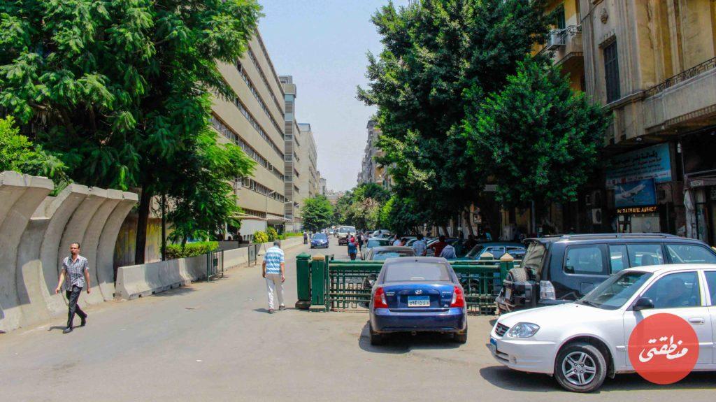 شارع حسين حجازى