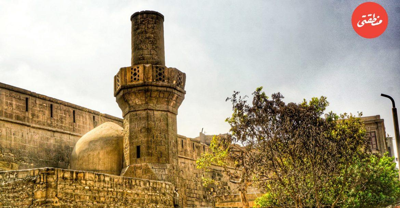 مسجد الحاج محمد - شارع صلاح الدين، الخليفة. - تصوير - ميشيل حنا