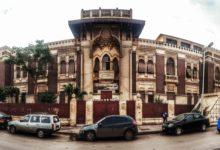 مدرسة خليل أغا.. معهد تحسين الخطوط الملكية سابقا - تصوير: ميشيل حنا