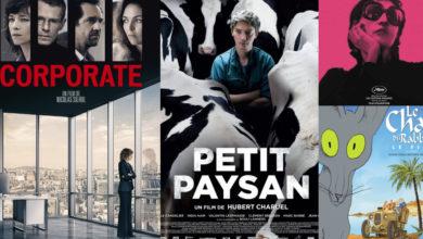 برنامج أفلام سين سيما بالمعهد الفرنسي في شهر سبتمبر 2018