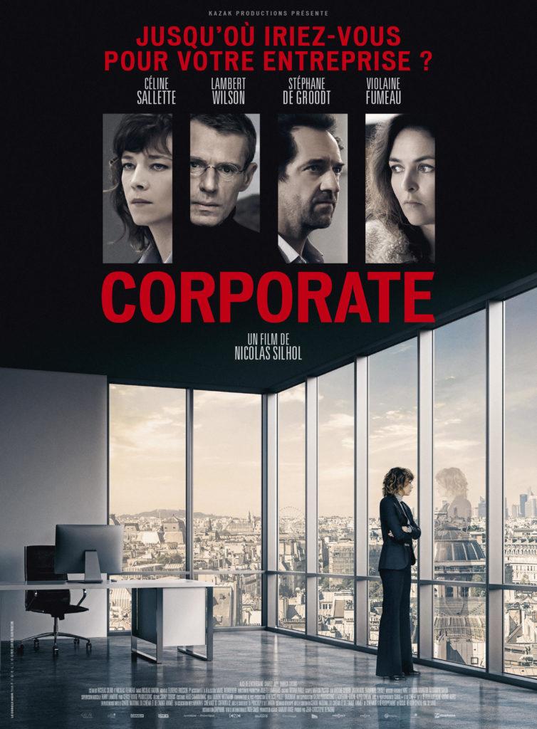بوستر فيلم corporate