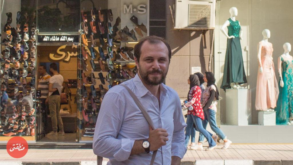 مجيب الرحمن أبو عامر - تصوير: عبد الرحمن محمد
