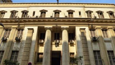 مجمع محاكم عابدين، وقد كان يحوي وقت افتتاحه عام 1937 ثلاث محاكم - تصوير - ميشيل حنا