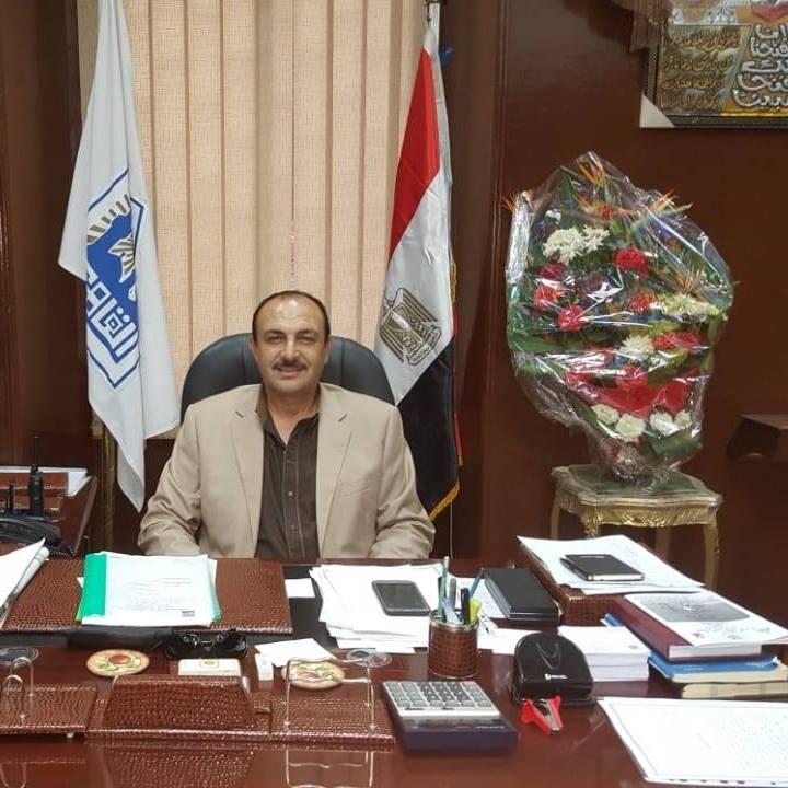 المهندس سيد عبد الفتاح رئيسا لحي بولاق أبو العلا