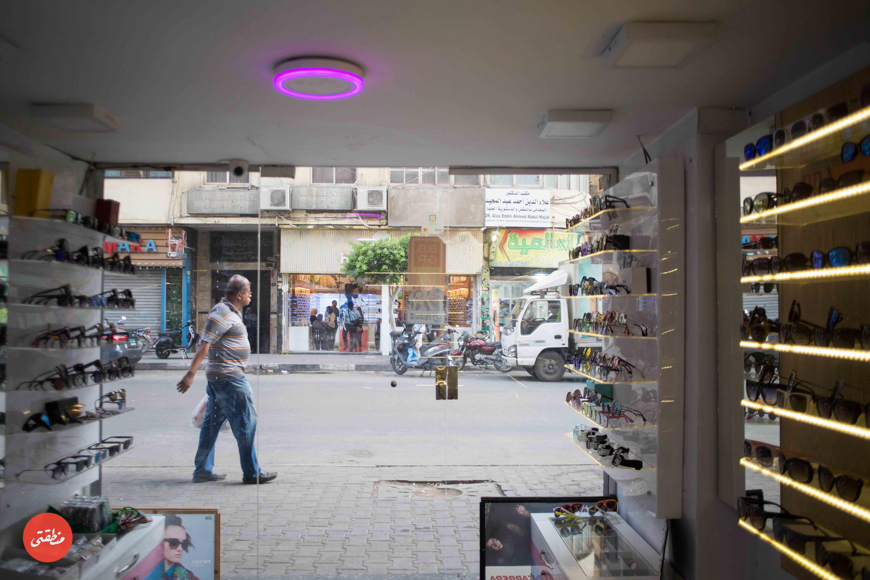2239b48f7 التقارير | تعرف على أكبر سوق للنظارات في وسط البلد.. والأسعار خارج ...