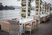 مطعم سيكويا على نيل الزمالك - المصدر صفحة سيكويا