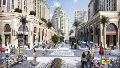 تصميمات مستقبلية لمنطقة مثلث ماسبيرو بعد التطوير - الصفحة الرسمية لصندوق تطوير العشوائيات