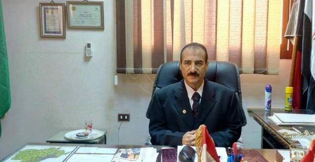 خالد محجوب رئيس حي الأزبكية الجديد