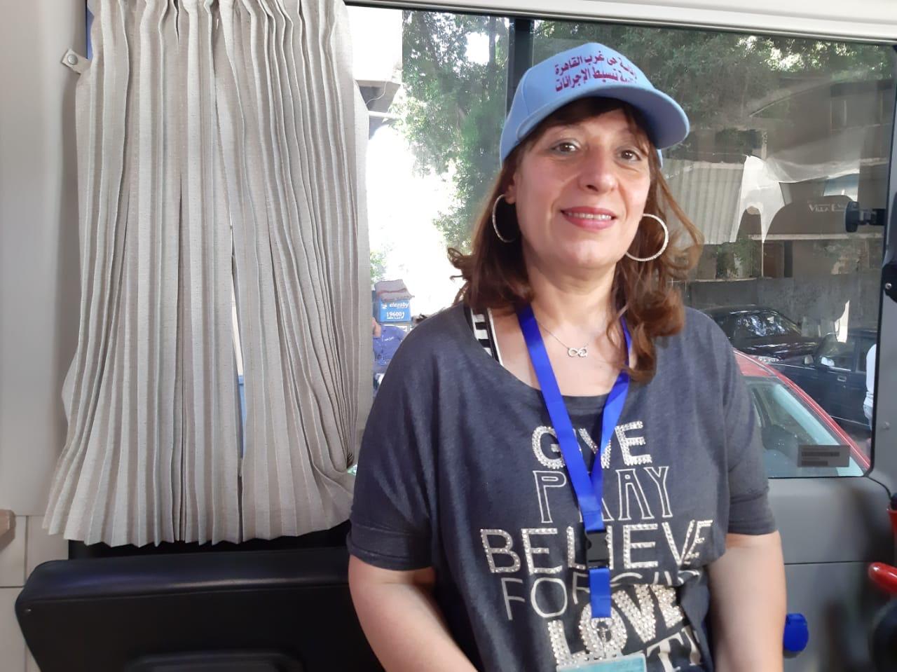 إيمان يوسف- المستشار الإعلامي لرئيس حي غرب القاهرة